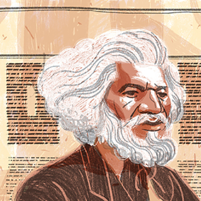 Frederick Douglass from Slavery to Freedom